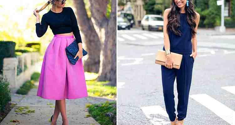 Quelle jupe devriez-vous porter si vous êtes courte et ronde?